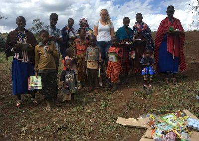 maasai education support jitambue