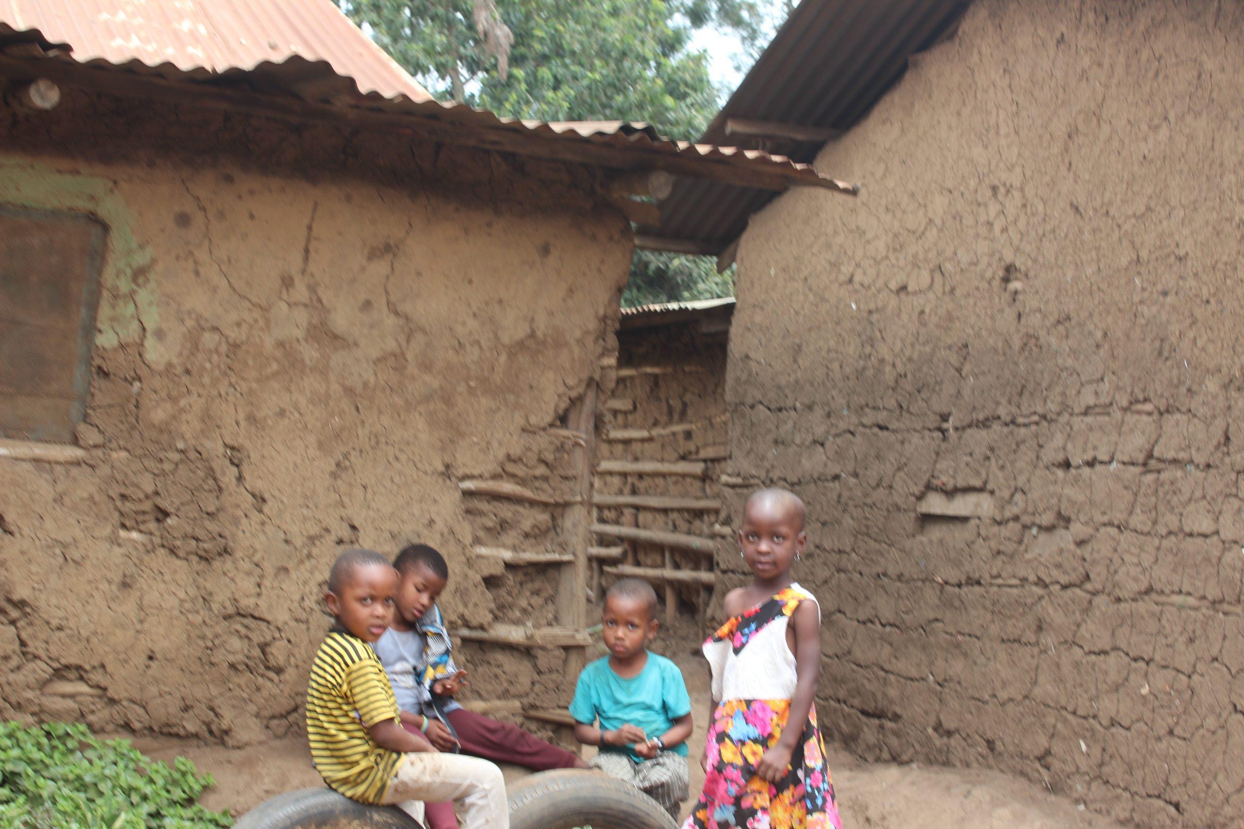slum area jitambe kwanza