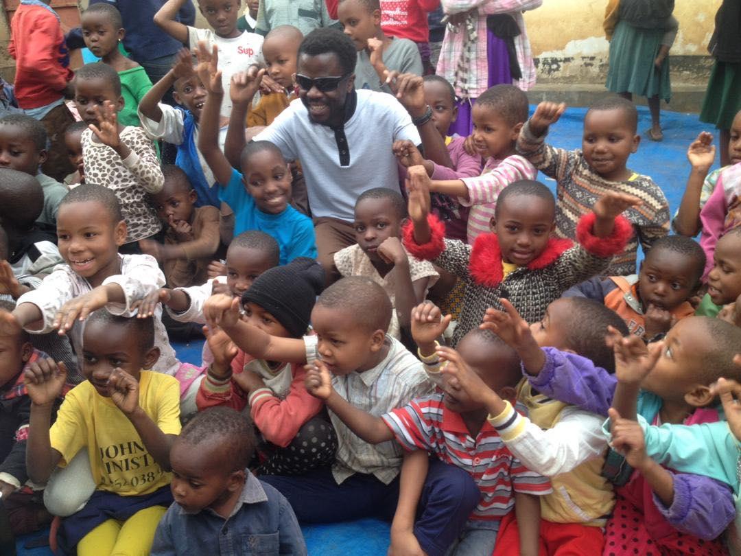 Jitambue community centre happy